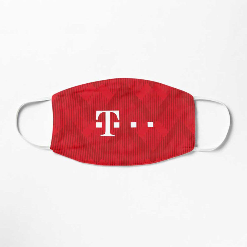 Bayern Munich 1995 No Sponsor Washable Face Mask