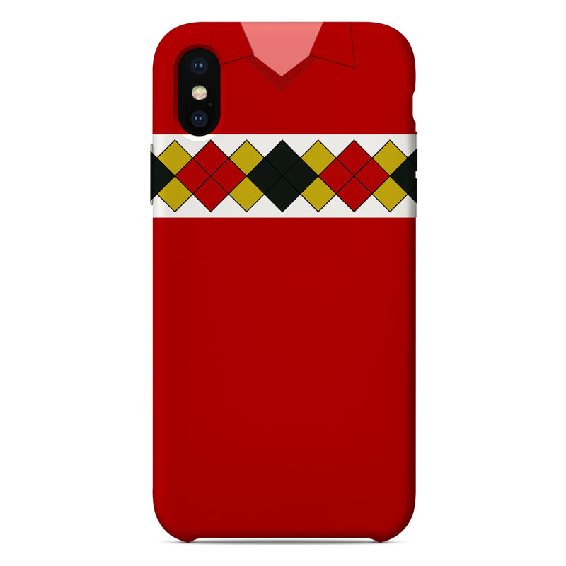 Belgium 1984 Home Shirt Phone Case