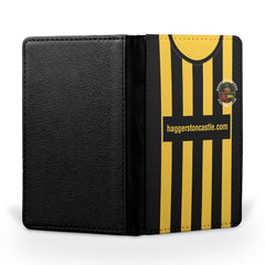 Berwick Rangers F.C. 1981-1984 Home Shirt Passport Case