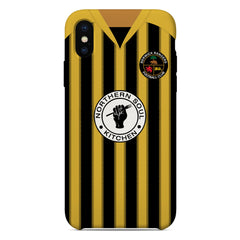 Berwick Rangers F.C. 1981-1984 Home Shirt Phone Case