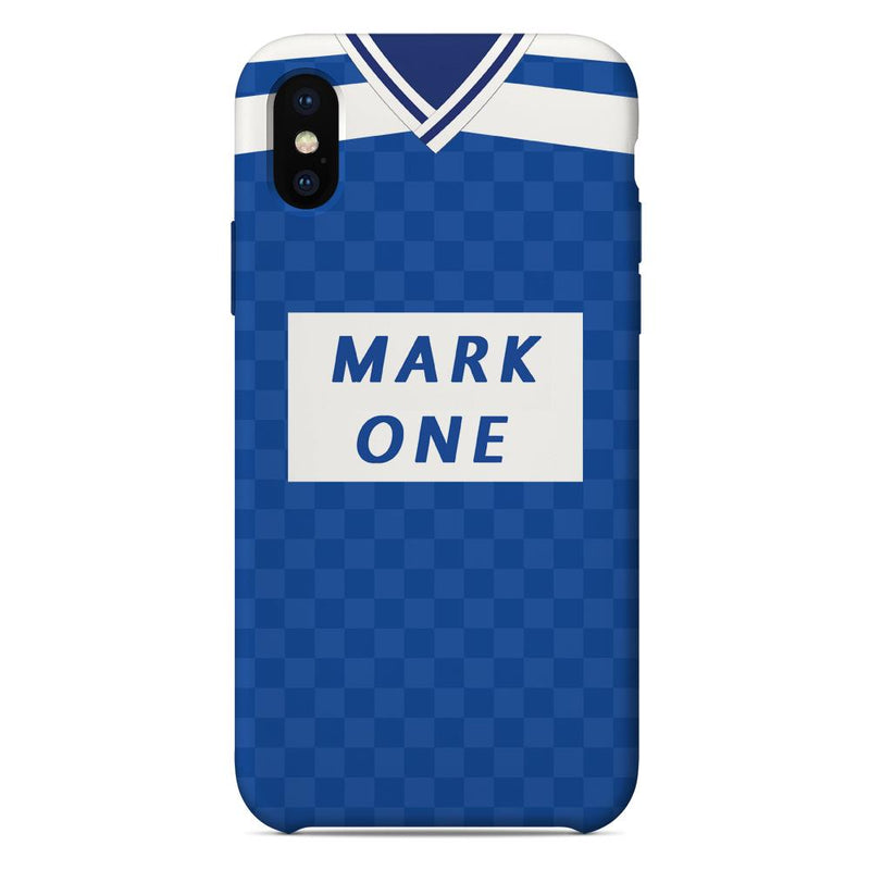 Birmingham City 1989/90 Home Shirt Phone Case