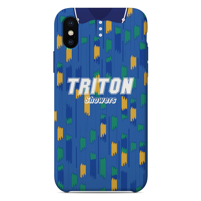 Birmingham City 1992/93 Home Shirt Phone Case