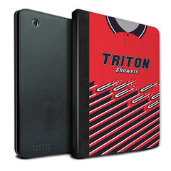 Aston Villa 1987-1989 Away Shirt iPad Case