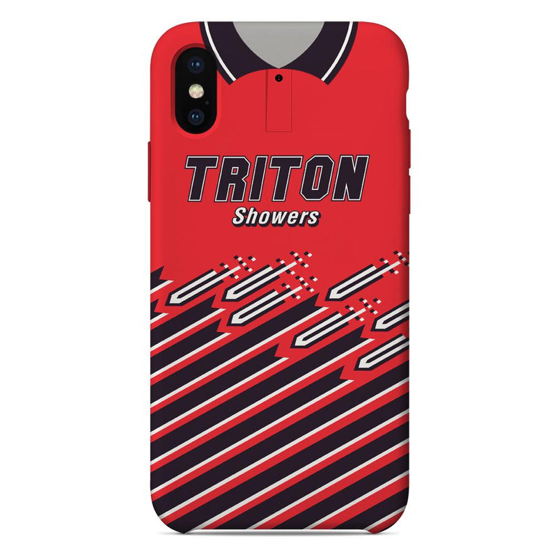 Accrington Stanley 1962 Home Shirt Phone Case