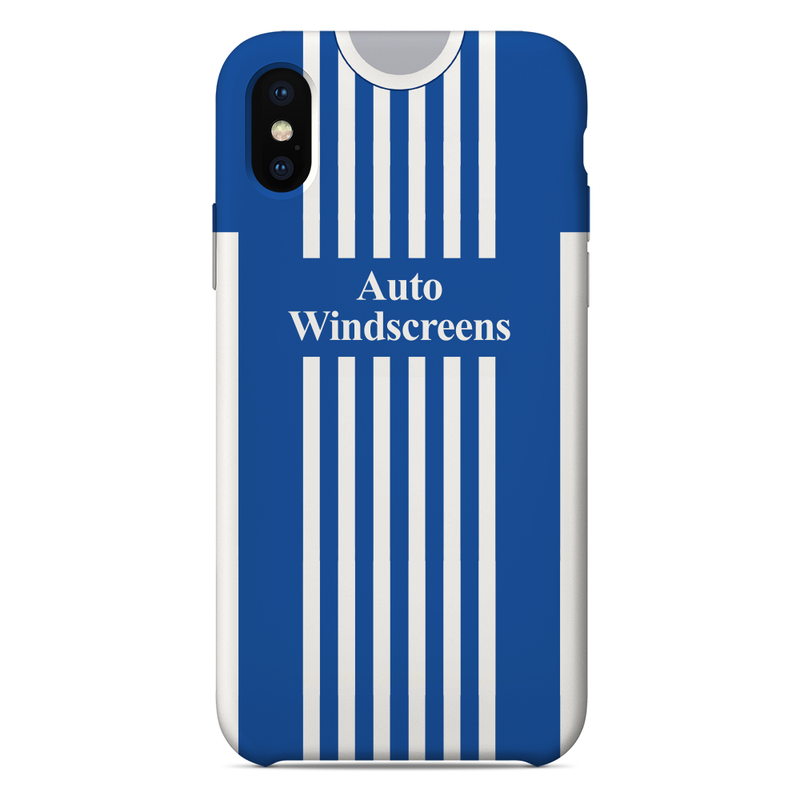 Birmingham City 1999/00 Home Shirt Phone Case