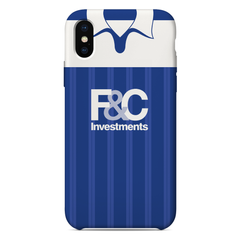 Birmingham City 2009/10 Home Shirt Phone Case