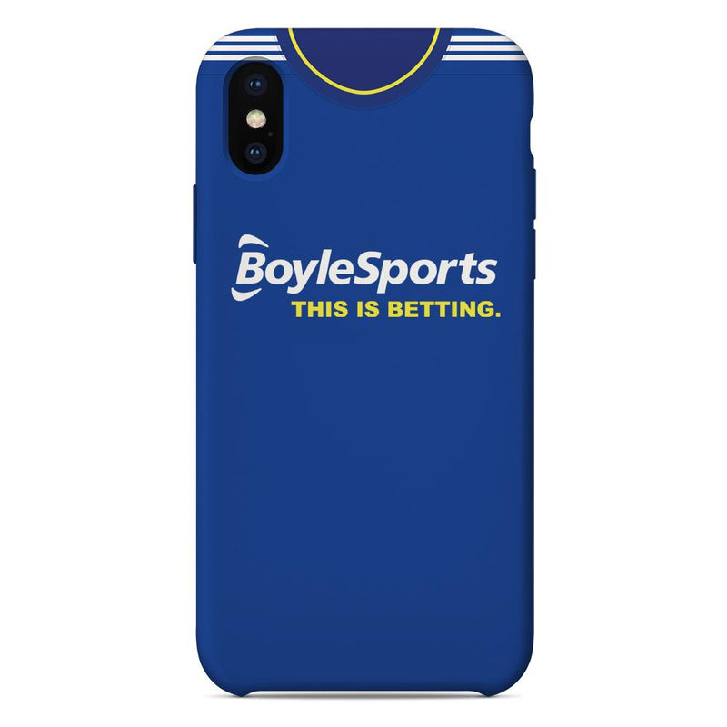 Birmingham City 1975/76 Home Shirt Phone Case