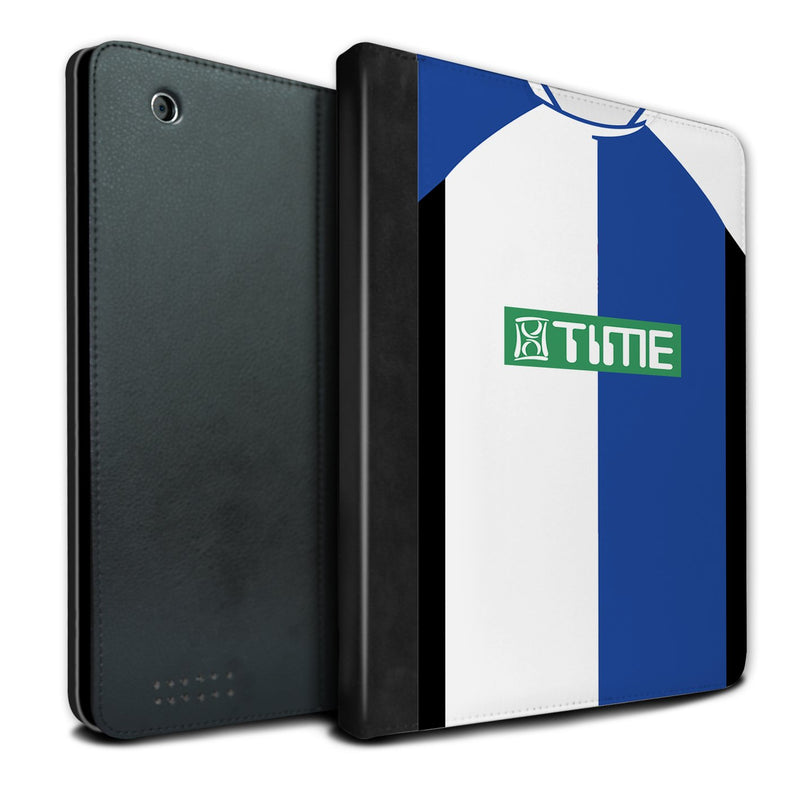 Blackburn Rovers 2000-2002 Home Shirt iPad Case