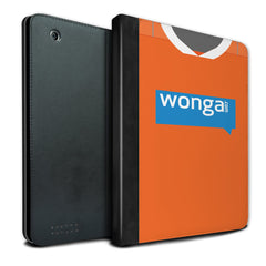 Blackpool 1988-1989 Home Shirt iPad Case