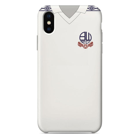Bolton Wanderers F.C. 1997-80 Home Shirt Phone Case