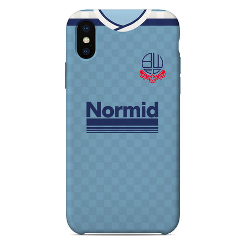 Bolton Wanderers F.C. 1988-90 Away Shirt Phone Case