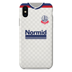 Bolton Wanderers F.C. 1988-90 Home Shirt Phone Case