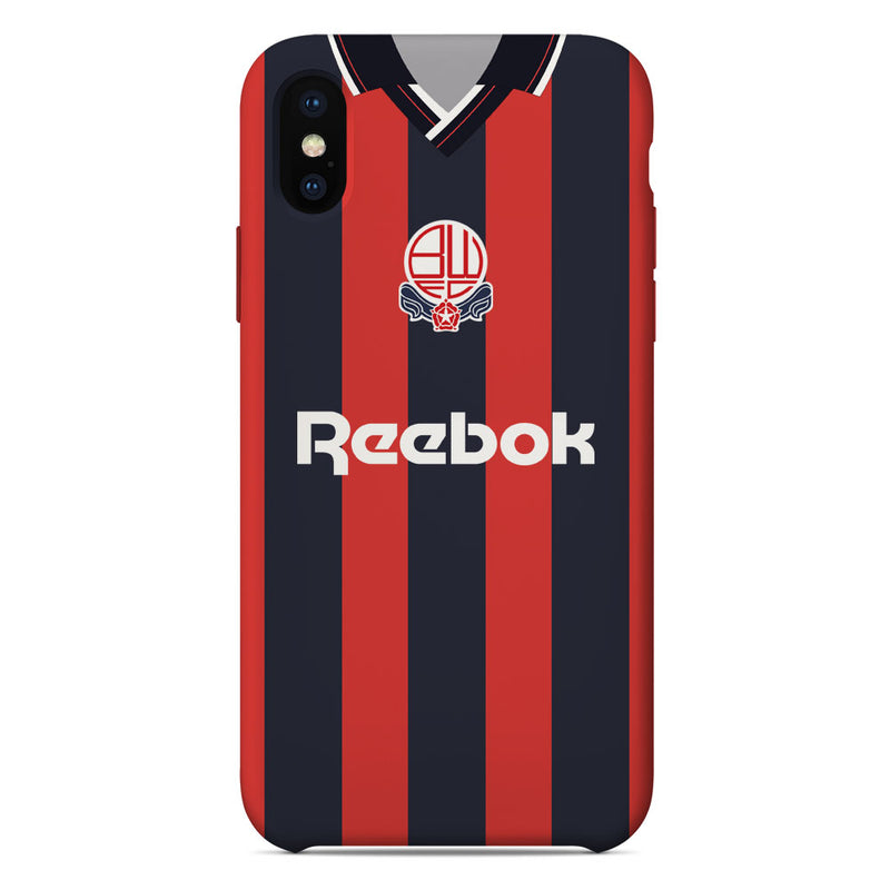 Bolton Wanderers F.C. 1993-95 Away Shirt Phone Case