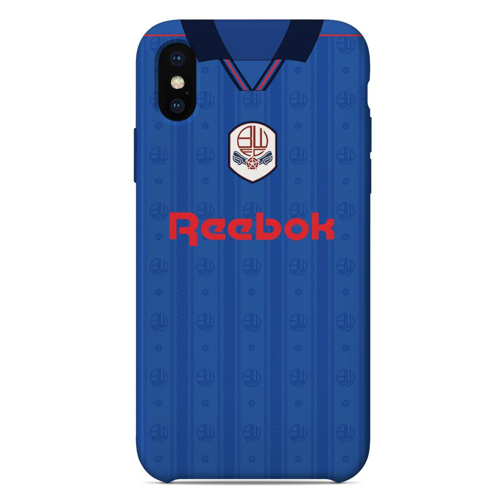 Bolton Wanderers F.C. 1995-97 Away Shirt Phone Case