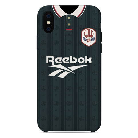 Bolton Wanderers F.C. 1996/97 Away Shirt Phone Case