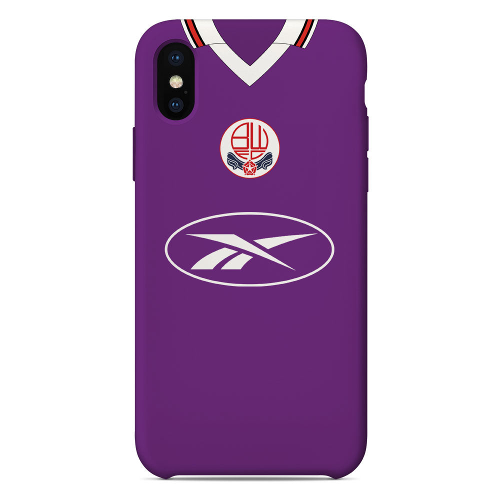 Bolton Wanderers F.C. 1997/98 Away Shirt Phone Case