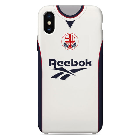 Bolton Wanderers F.C. 1997-99 Home Shirt Phone Case
