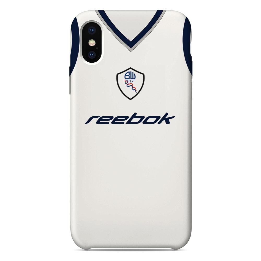 Bolton Wanderers F.C. 2001-03 Home Shirt Phone Case