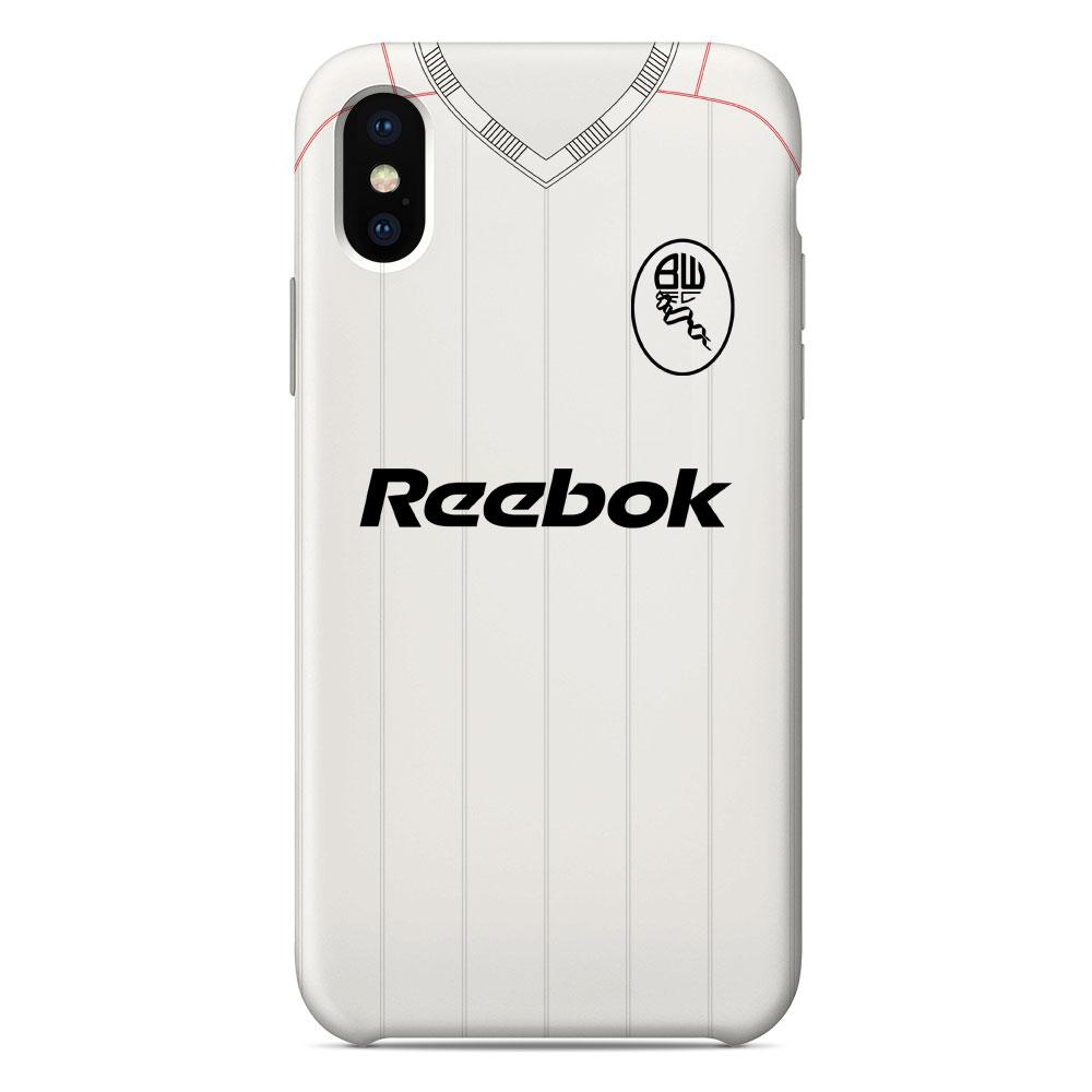 Bolton Wanderers F.C. 2003-05 Home Shirt Phone Case