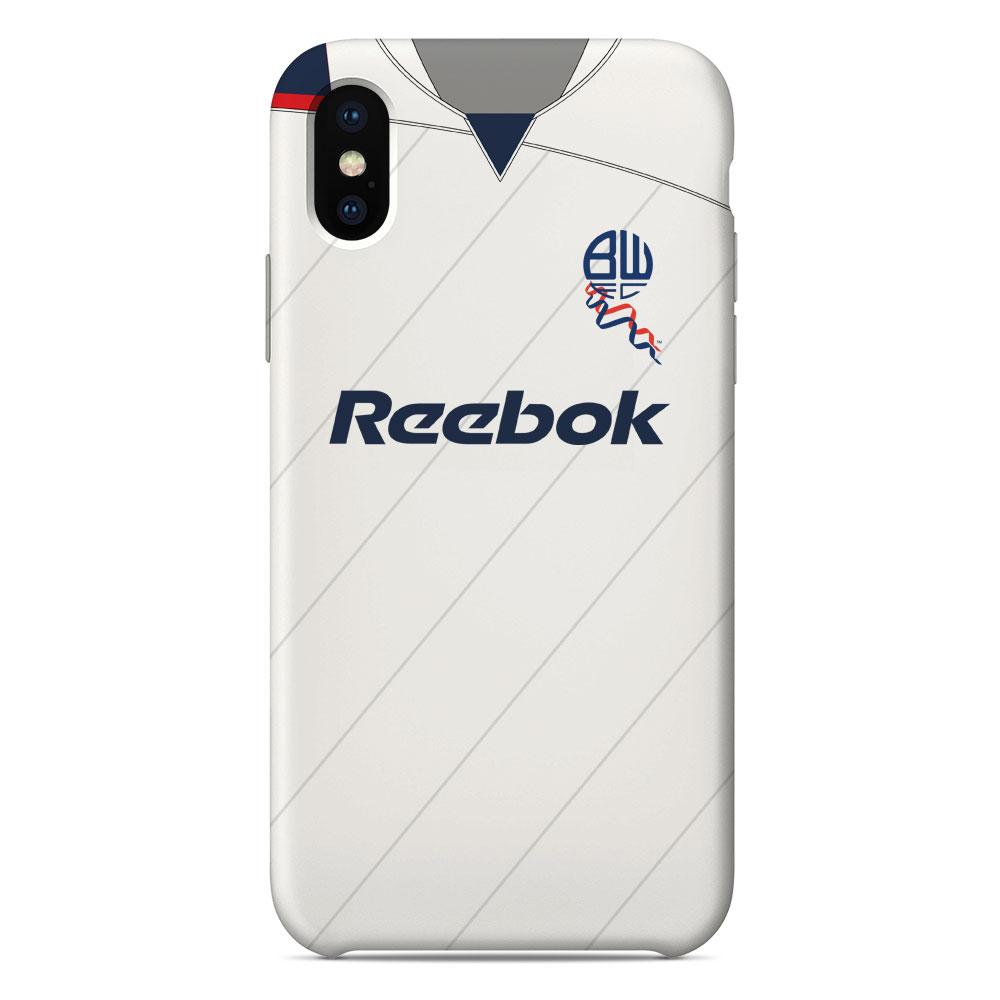 Bolton Wanderers F.C. 2005-07 Home Shirt Phone Case