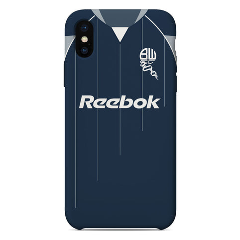 Bolton Wanderers F.C. 2005/06 Away Shirt Phone Case