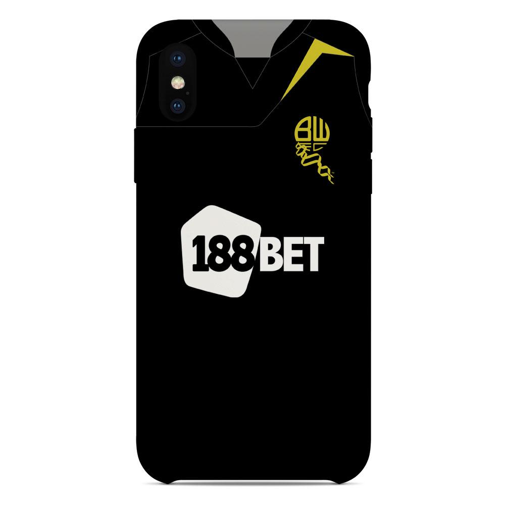 Bolton Wanderers F.C. 2007/08 Away Shirt Phone Case