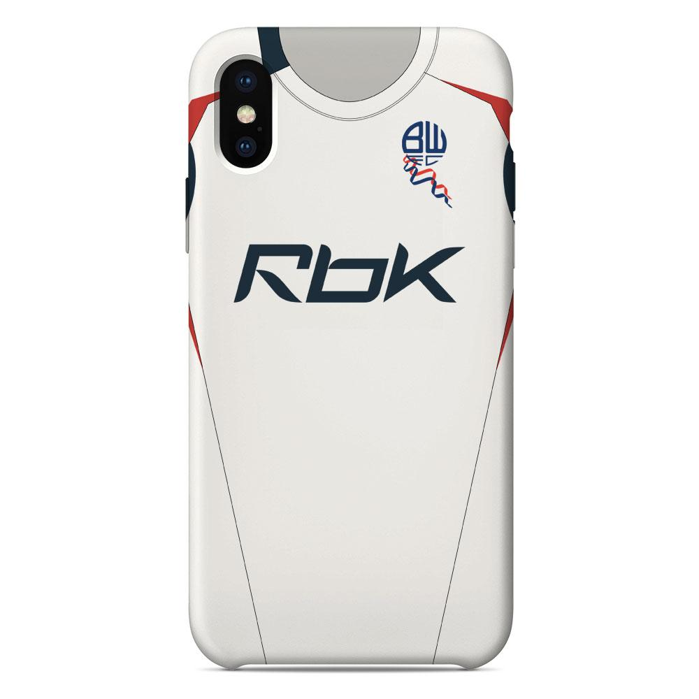 Bolton Wanderers F.C. 2007/08 Home Shirt Phone Case