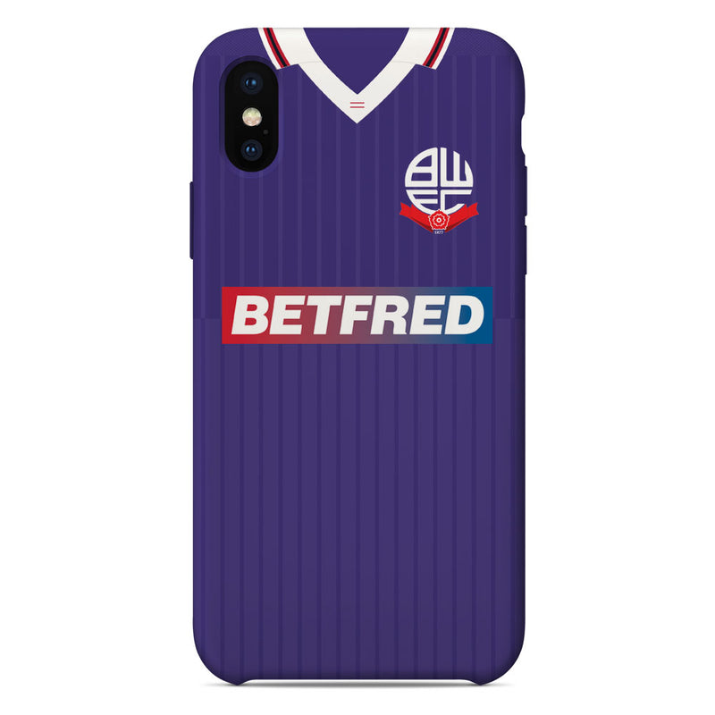 Bolton Wanderers F.C. 2017/18 Away Shirt Phone Case