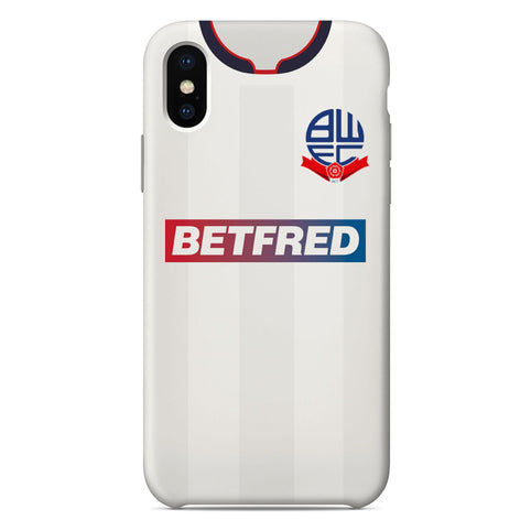 Bolton Wanderers F.C. 2018/19 Home Shirt Phone Case