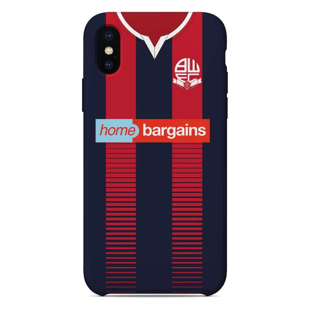 Bolton Wanderers F.C. 2020/21 Away Shirt Phone Case