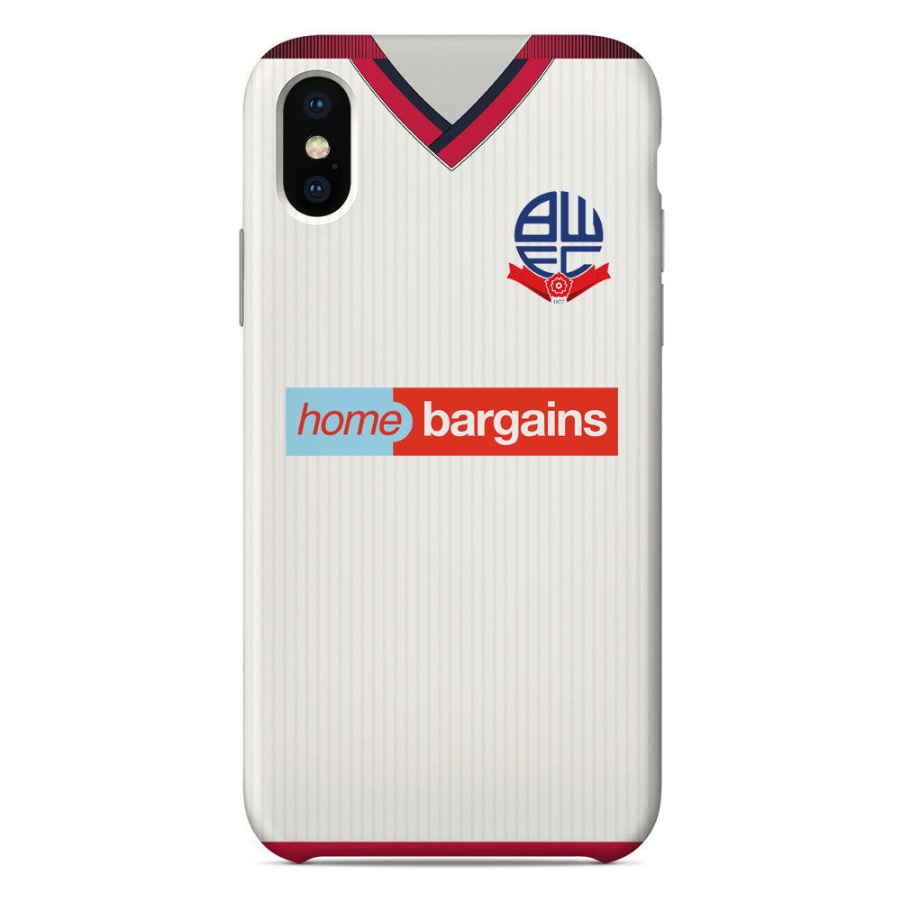 Bolton Wanderers F.C. 2020/21 Home Shirt Phone Case