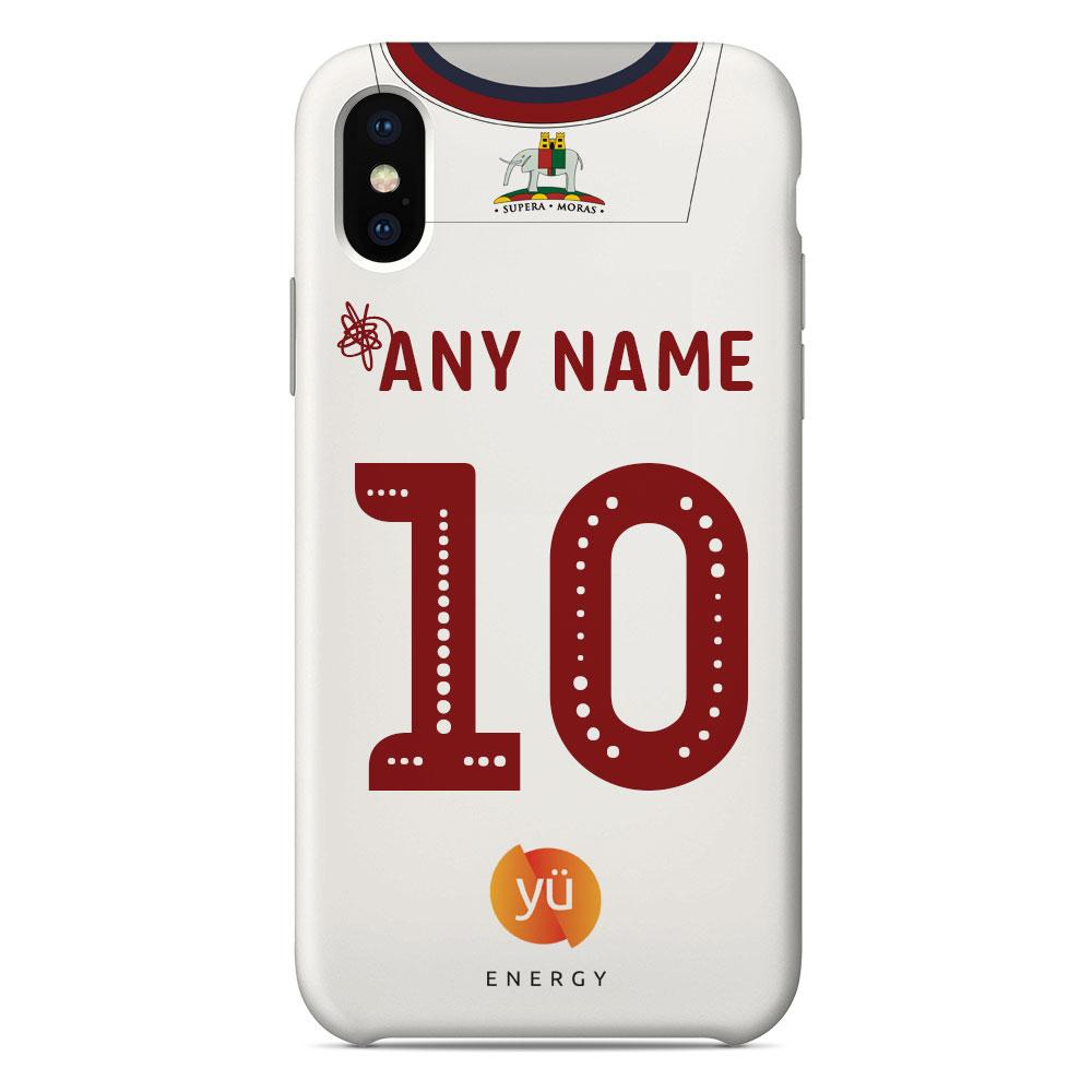 Bolton Wanderers F.C. 2020/21 Home Shirt Name & Number Personalised Phone Case