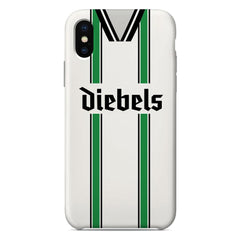 Borussia Mönchengladbach 1996/97 Home Shirt Phone Case