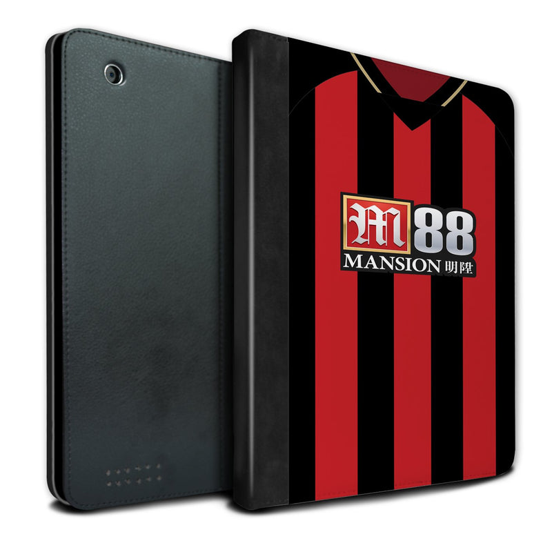 Bournemouth 1985-1986 Home Shirt iPad Case
