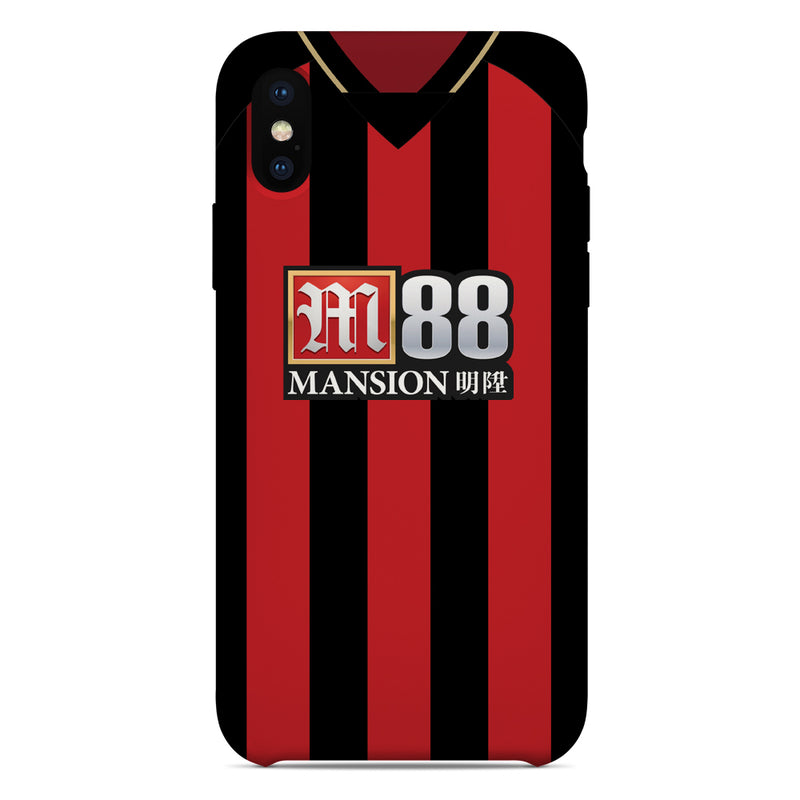 Bournemouth 1985/86 Home Shirt Phone Case