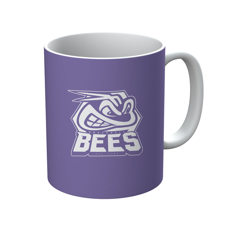 Bracknell Bees 2019/20 Alternate Shirt Mug