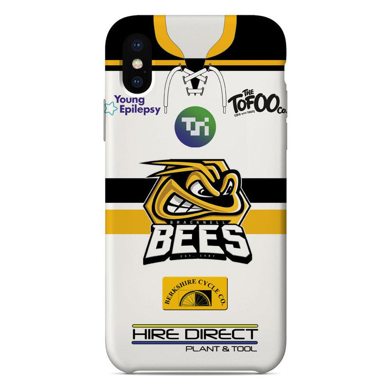 Bracknell Bees 2019/20 Home Jersey Phone Case
