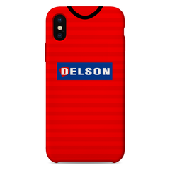 Brechin City 1988-1990 Home Shirt Phone Case