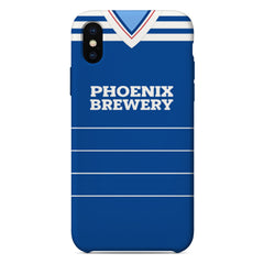 Brighton & Hove Albion 1985/86 Home Shirt Phone Case