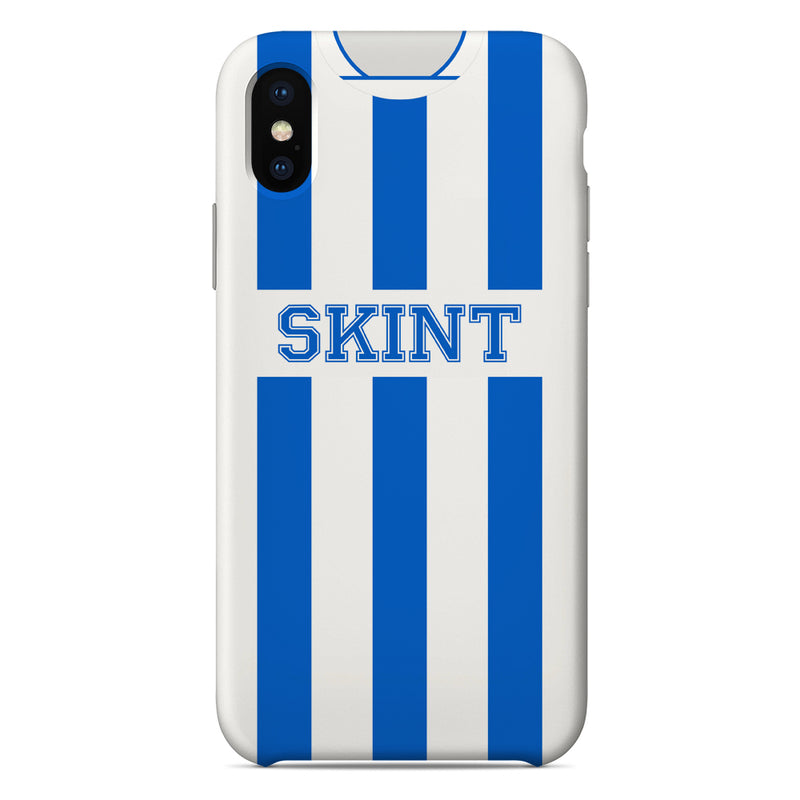 Brighton & Hove Albion 2002-2004 Home Shirt Phone Case
