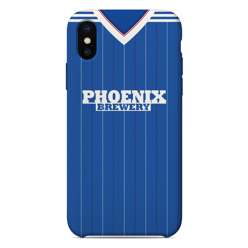 Brighton & Hove Albion 1983/84 Home Shirt Phone Case