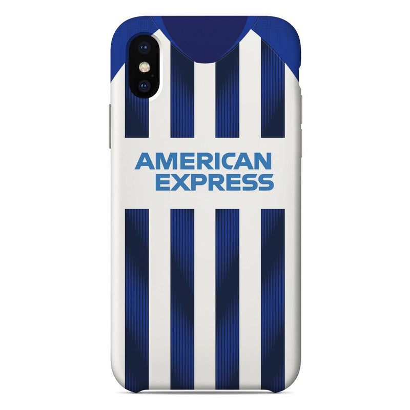 Brighton & Hove Albion 2019/20 Home Shirt Phone Case
