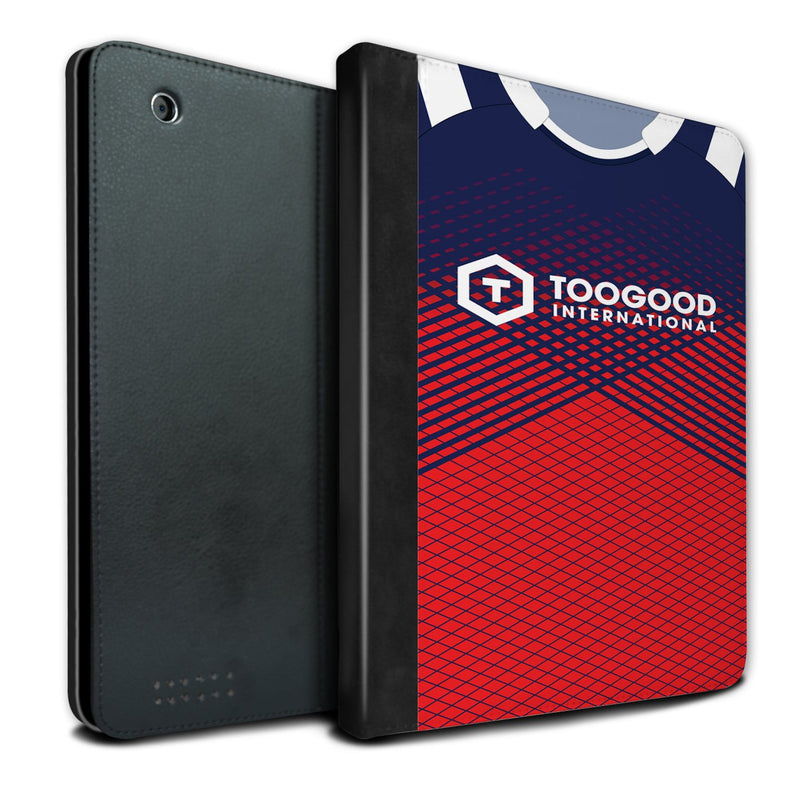 Bristol Bears 2018-2019 Home Shirt iPad Case
