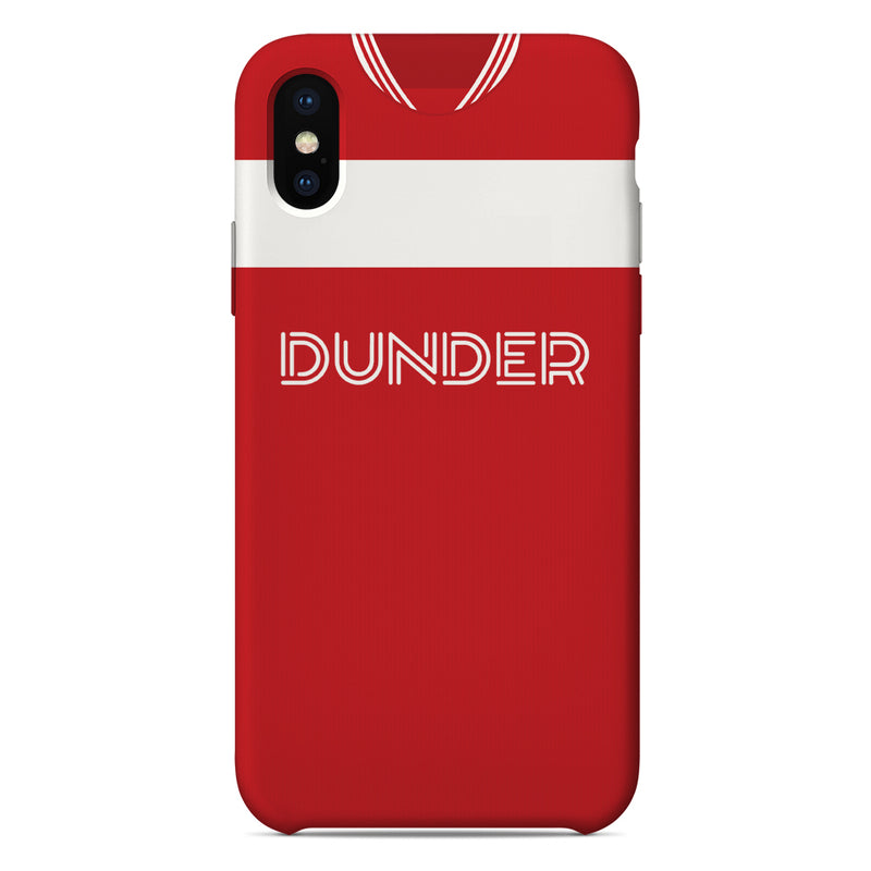 Bristol City 2018/19 Home Shirt Phone Case