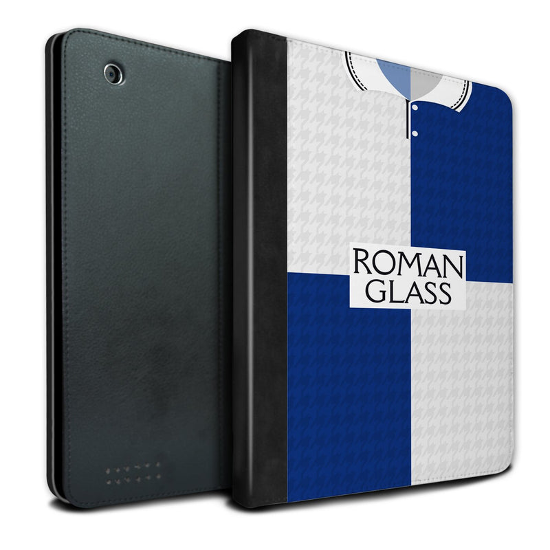 Bristol Rovers 1992-1993 Home Shirt iPad Case