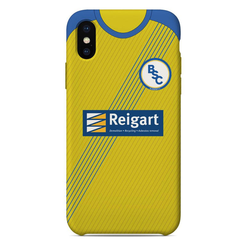 BSC Glasgow F.C. 2019/20 Home Shirt Phone Case