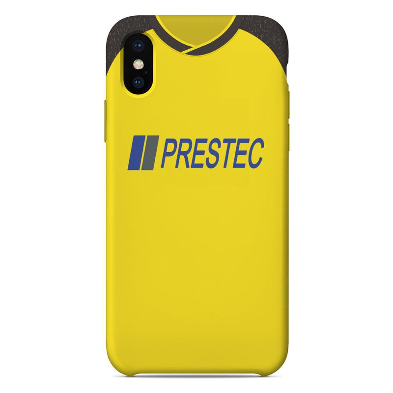 Burton Albion 2019/20 Home Shirt Phone Case