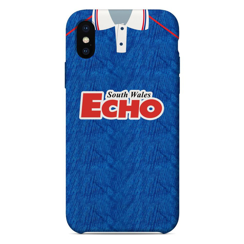 Cardiff City 1992-1994 Home Shirt Phone Case