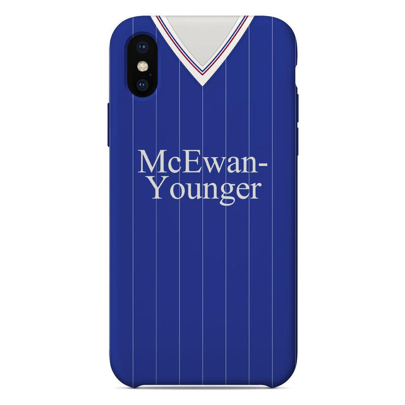 Carlisle United 1984-86 Home Shirt Phone Case