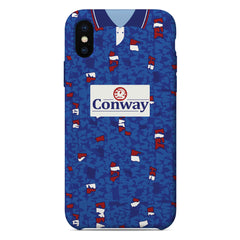Carlisle United 1993-95 Home Shirt Phone Case